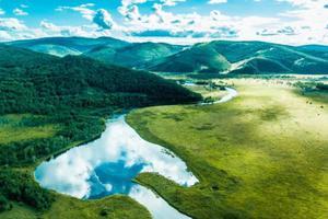 中国北方藏着一个小瑞士,夏天风景美到爆