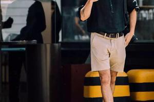 同样是短裤,为什么你穿不好看?