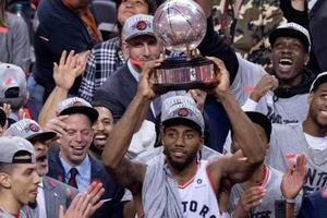 NBA夺冠的猛龙队戴了什么表?