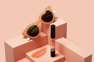 彩妆与太阳镜混搭 3INA x MR.BOHO全新联名系列释出
