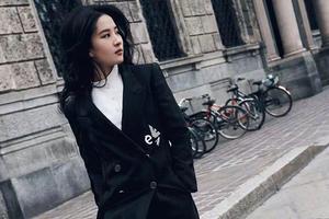 奢侈品继续瞄准中国市场 刘亦菲成Emporio Armani代言人