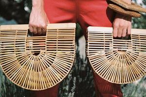爆款竹编包和珍珠包设计专利都握在一位神秘广东女子手中