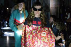 意大利时装协会调整米兰时装周日程 Gucci将时装秀推迟