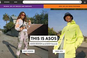 英国时尚电商ASOS销售增速放缓 开始要大裁员了