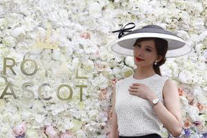 平民女孩如何能像林志玲一样在Royal Ascot中穿出高级感