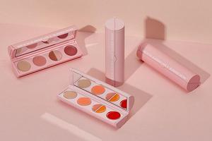 四种色号就满足所有妆容需求的新网红韩妆颜值爆表