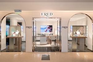 法国现代珠宝品牌FRED斐登北京国贸商城精品店璀璨开幕