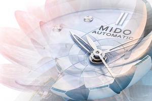 瑞士美度表发布全新花淅系列长动能女士腕表