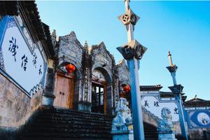 中国最美的50个古村镇,余生和你一个一个走遍