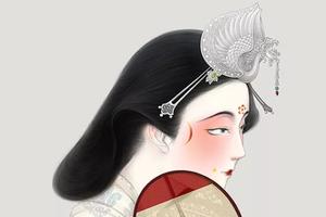 插画师笔下的《大唐女子图鉴》,美绝了!