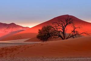 世界最古老的红沙漠 这个国度去一次此生难忘