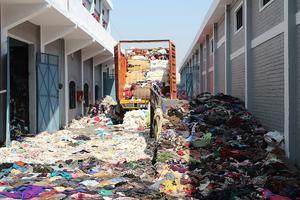 近60年来纺织废料达到 811% 的惊人增幅