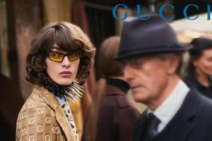 GUCCI重登新季度最热门品牌排行榜首