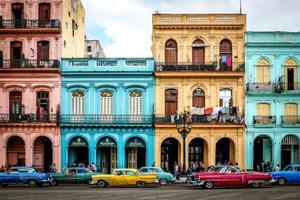 会玩的人 都一定会爱上古巴