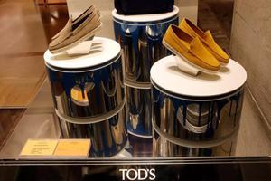 品牌老化 Tod's集团上半年亏损600万欧元