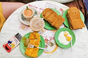 新加坡:5元吃到米其林、3元吃到佛跳墙