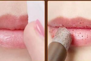 """""""伪素颜""""就是最好唇妆 今天你的口红变色了吗?"""