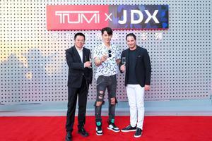 TUMI携手京东JDX 打造出彩旅行家成就完美旅程