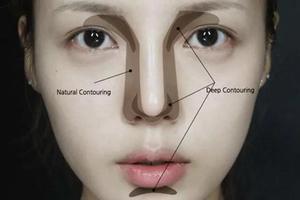 6种整容级鼻型修容法 蒜头鼻朝天鼻原来要这样修