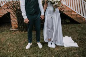 男人在结婚的时候应该穿什么类型的鞋?