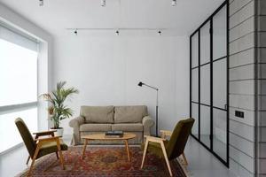 45平小公寓装出高级感 打破家装残酷物语