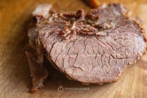 三分钟做出牛肉饭 谁说微波炉只能加热?