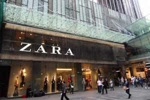业绩不振 Zara连续关闭两家北京门店