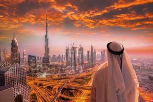 迪拜 到底有多有钱?