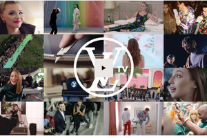 解锁时装屋背后的故事 LV推出Youtube视频栏目LVTV