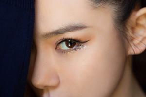 眼睛里有星星?戚薇王俊凯的眼睛必须买保险