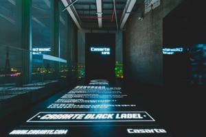 """卡萨帝 X UMA WANG X LABELHOOD打造 一场带有""""空气标""""的时装秀"""