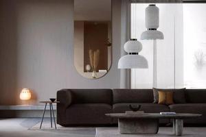 设计师的省钱秘籍 纸灯也能展现高级美感