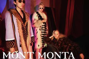 艺术交汇 风格之巅-Mont Monta 2019秋冬系列