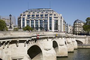 巴黎购物又多新去处 阔别15年的莎玛丽丹百货明年重新营业