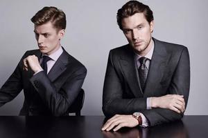 """80%男士""""被迫遵循男子气概"""" 时尚圈中性化要派上用场了"""