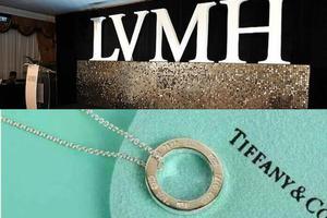 """如愿收购Tiffany后 LVMH集团终成""""奢侈品牌超级航母""""?"""