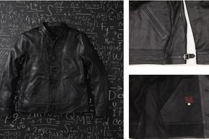 """爱因斯坦""""秘密双面人生"""" Levi's?复刻版皮夹克限量发售"""
