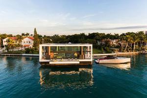 三室一厅也能在海上自由漂浮?不是游艇是别墅