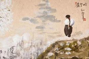倪萍原来是绘画高手?52岁开始自学 画作值百万