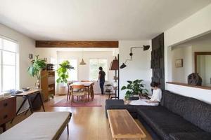 日本夫妻徒手改造洛杉机72年老宅 尽显东方美学