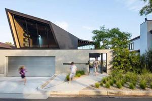 建筑师为自己设计的家 原来这么有立体感
