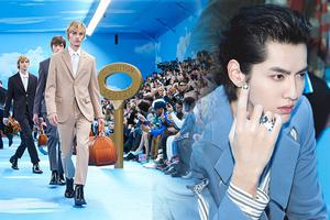 时装粥 | 今天巴黎男装周 被吴亦凡的美甲事业抢光了风头