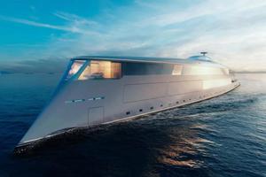 比尔盖茨被传45亿买游艇?超华丽设计碾压豪宅