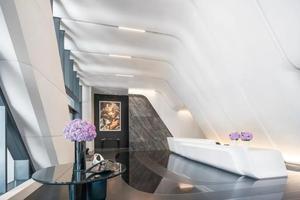 扎哈生前设计的最后一栋公寓 3.5亿有私人停机坪