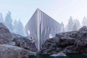 疯狂的建筑概念设计 来挑战你的脑洞了
