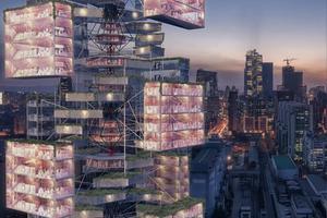 摩天大楼竞赛脑洞狂开 第一名花落中国设计团队