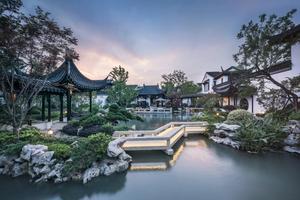 中式庭院有多雅致?看完这些才懂什么叫意境