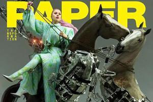 《PAPER》杂志宣布停刊 Lady Gaga成最后一期封面人物
