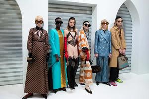 Gucci将不再遵循传统时装周发布日程 改为一年两次