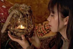 她两年攒200斤纸箱盖了座房 童话才不是骗人的